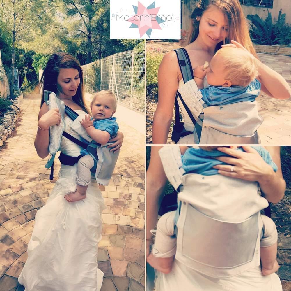 accessoires pour porte bébé