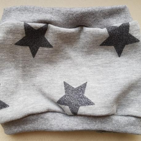 """Snood bébé & enfant """"Mon étoile brillante"""""""