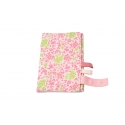 "Doudou rose clair ""Envie de liberty"""