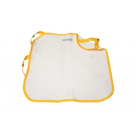 accessoires pour porte b b lange pour porte b b jaune pois blanc. Black Bedroom Furniture Sets. Home Design Ideas