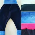 Jegging évolutif de portage Jeans et bleu _  Mon premier Jeans