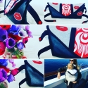 "Sac 3en1 ""Kisses from Scarlet"""