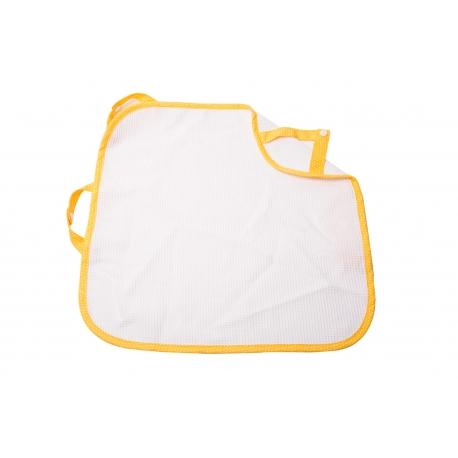 Lange jaune pour porte bébé