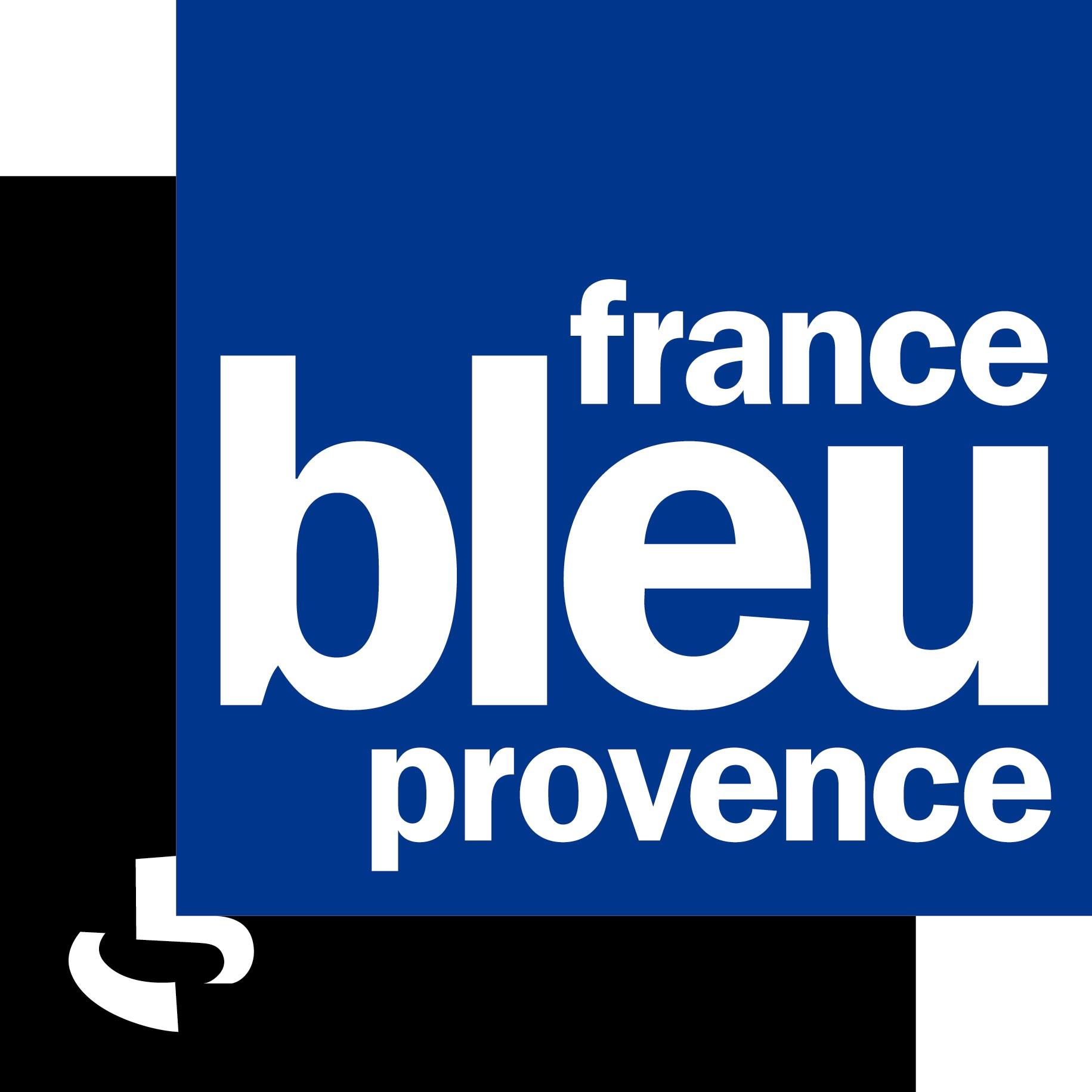 Accessoire pour porte bébé radio bleu provence