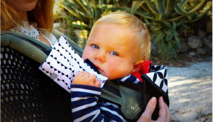 Accessoires pour porte bébé - Protège bretelle de portes-bébé