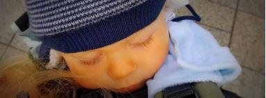 Accessoires pour porte bébé - protège bretelle